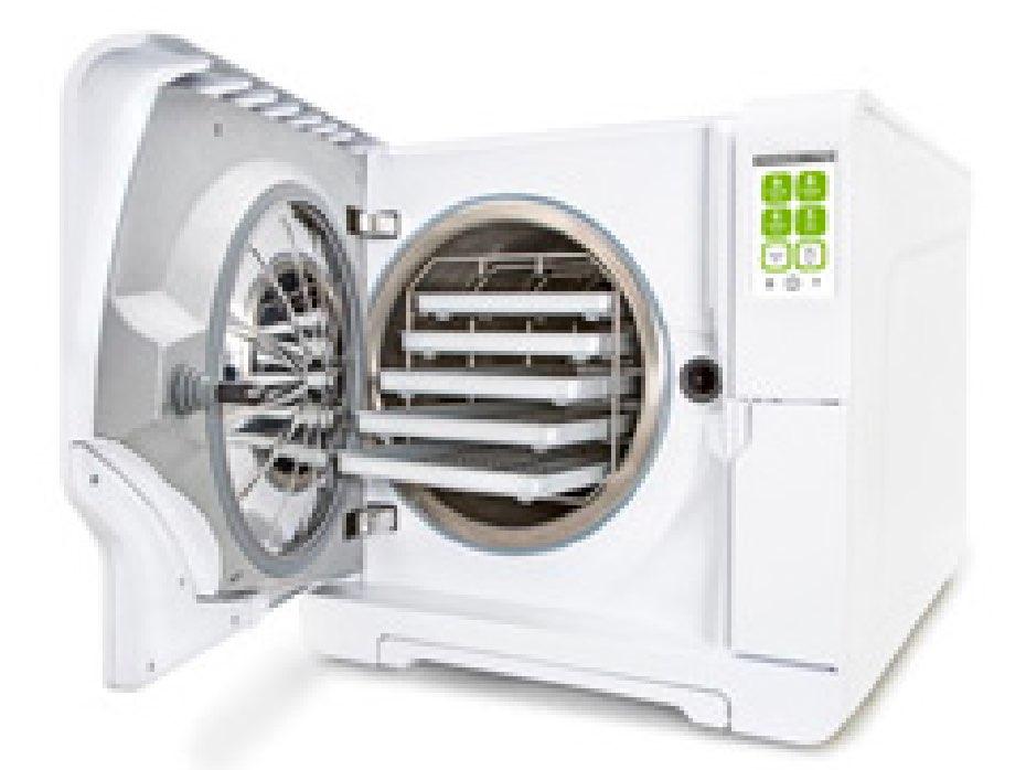 クラスB高圧蒸気滅菌器「LISA 22」